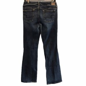 American Eagle Outfitters kick bootcut stretch 10
